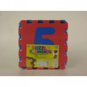 Tappeto Puzzle 5 Numeri