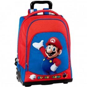 Super Mario Zaino Trolley