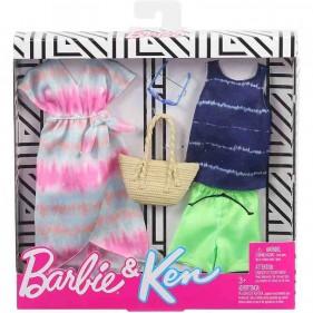 Abiti Barbie e Ken