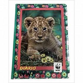 Diario 2021/2022 WWF 12 Mesi Leoncino