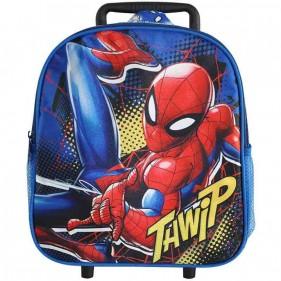 Zaino Trolley Asilo Spider-Man