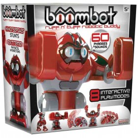 Boombot Robot Interattivo