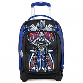 Transformers Zaino Trolley Optimus