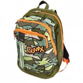 Zaino Organizzato Comix Flash Camouflage