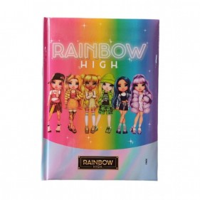 Rainbow High Diario 12 Mesi