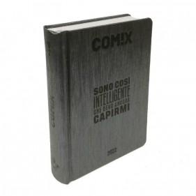Comix - Diario 2021/2022 16 Mesi - Gear Black - mini