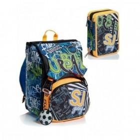 Schoolpack SJ Gang City Explorer