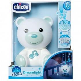 Chicco Dreamlight Orsetto Luce Notturna Azzurro
