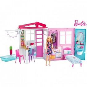 Barbie Loft con Bambola