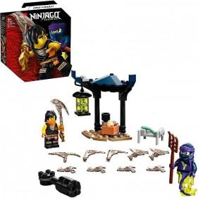 LEGO Ninjago 71733 Battaglia epica - Cole vs Guerriero fantasma