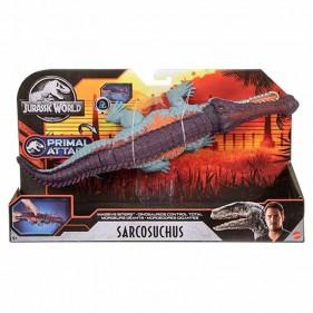 Jurassic World Morso Estremo Dinosauro Sarcosuchus