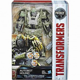 Transformers L'Ultimo Cavaliere Premier Edition Autobot Hound