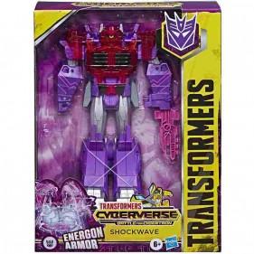 Transformers Cyberverse Shockwave Energon Armor