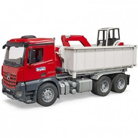 Bruder Camion Container Ribaltabile