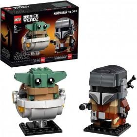 LEGO Star Wars 75317 Il Mandaloriano e il Bambino