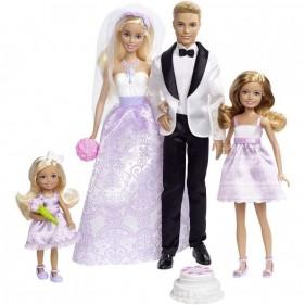 Barbie Ken Matrimonio Romantico