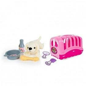 Barbie Il Mio Primo Cucciolo con Trasportino