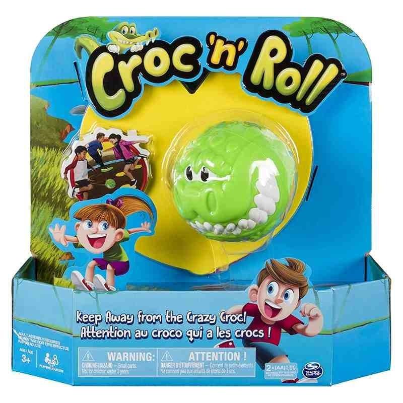 Croc 'N Roll