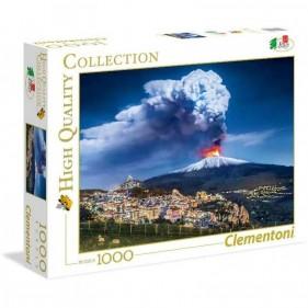 Puzzle 1000 pezzi Etna