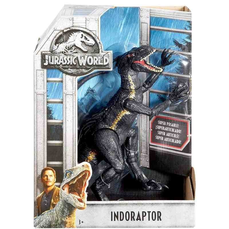 Jurassic World Indoraptor Dinosauro