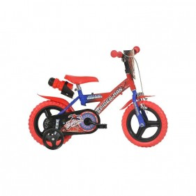 Bicicletta Spiderman 12""