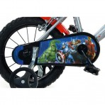 particolare Bicicletta Marvel Avengers