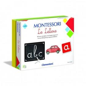 Montessori - Le Lettere