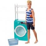 Ken e la sua Lavatrice Mattel