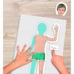 particolare Montessori - Il Corpo Umano