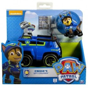Paw Patrol Chase e il suo Veicolo SPIN MASTER Paw Patrol 21,90 €