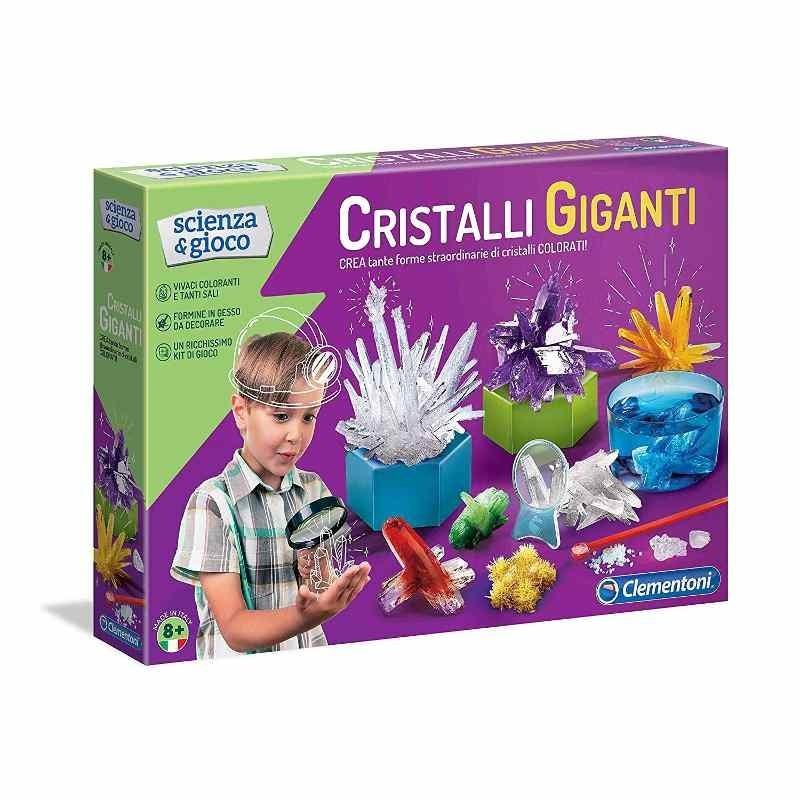 Scienza e Gioco - Cristalli Giganti