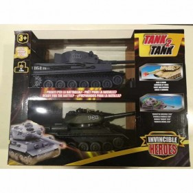 Invincible Heroes - Carro Armato RC