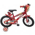 CARS - Bicicletta 16 pollici