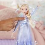 Disney Frozen - Elsa Cantante Bambola Elettronica