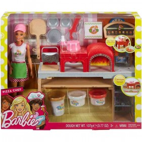 Barbie la Pizzeria