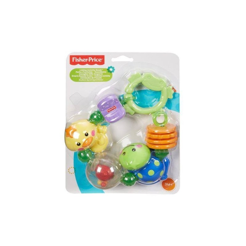 Sonaglino amici della natura FISHER PRICE Fisher Price 11,90 €
