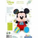 Disney Baby Mickey Gioca e Impara Peluche Parlante
