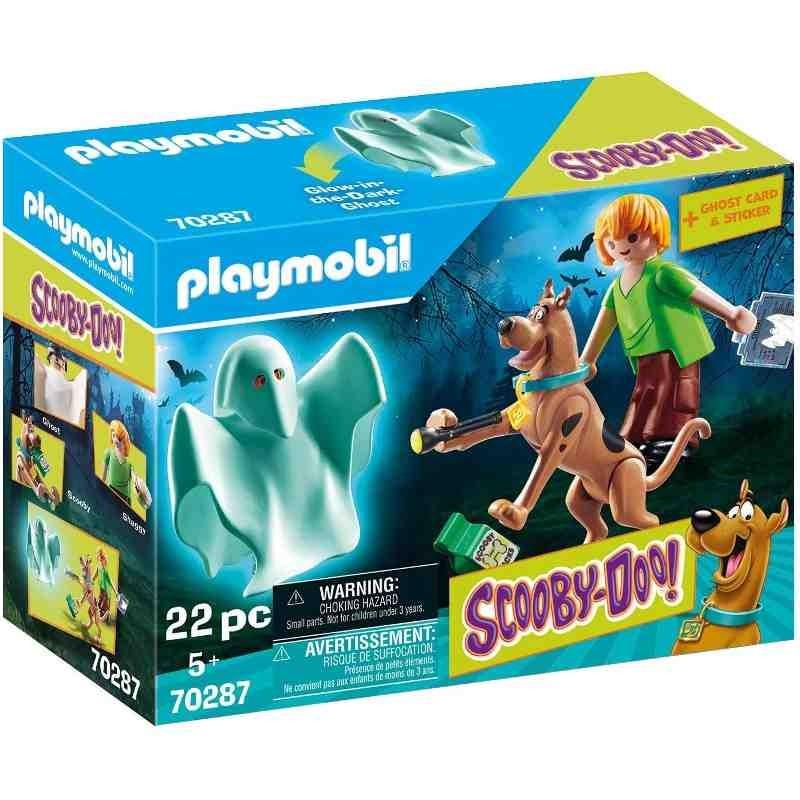 Playmobil SCOOBY-DOO! 70287 - Scooby & Shaggy
