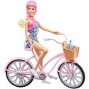 Barbie con Bicicletta