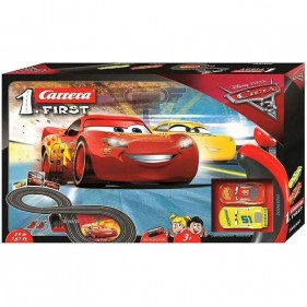 Carrera First Pista Cars 3