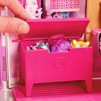 Barbie Casa Vacanze Glam Richiudibile