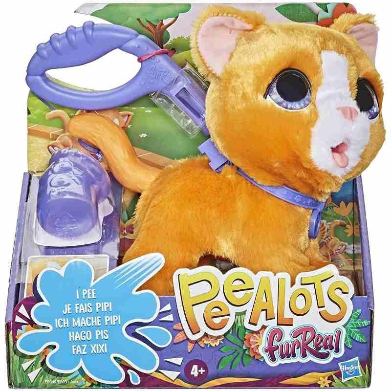 FurReal Friends Peealots Gattino