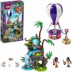 LEGO Friends 41423 Salvataggio sulla Mongolfiera della Tigre