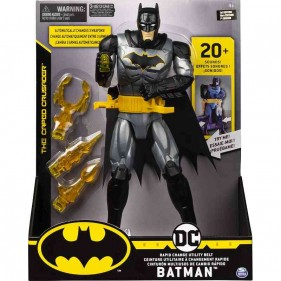 Batman Rapid Change Belt Personaggio Deluxe