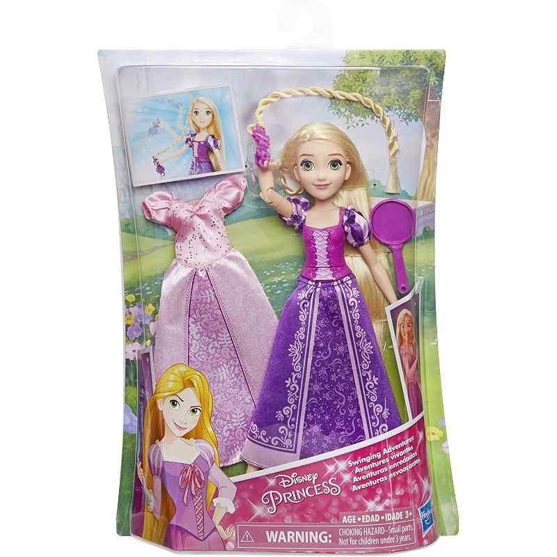Rapunzel Bambola Interattiva