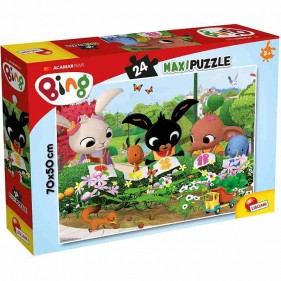 Bing Maxi Puzzle 24 Pezzi Osserviamo La Natura