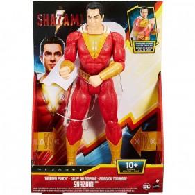 Shazam Pugno di Tuono personaggio 30 cm