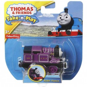 Trenino Thomas Take-n-Play - Ryan