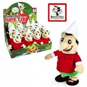 Pinocchio Ripetix Peluche