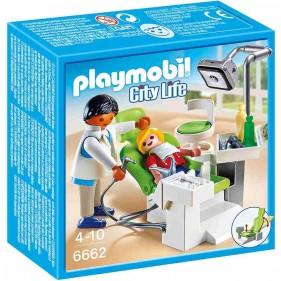 Playmobil 6662 - Dentista con Paziente